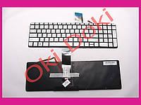 Клавиатура HP Pavilion X360 15-u series rus silver без фрейма