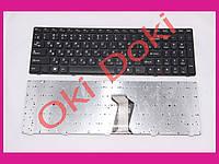 Клавиатура Lenovo G580 G585 N580 N585 Z580 Z585 rus black type 4