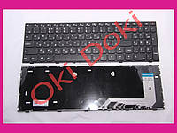 Клавиатура LENOVO IdeaPad 110-15ISK 110-17ACL rus black