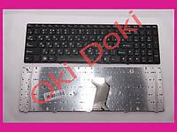 Клавиатура Lenovo IdeaPad B570 B575 B580 B590 V570 V575 V580 Z570 Z575 rus black,