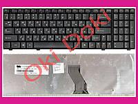 Клавіатура Lenovo IdeaPad U550 чорна