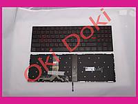Клавиатура LENOVO Legion Y520-15 rus black подсветка клавиш