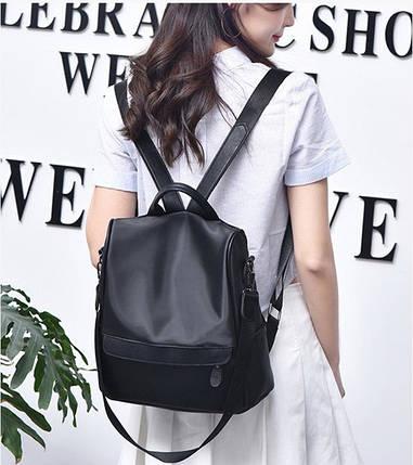 Молодіжний міський рюкзак, фото 2