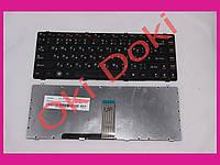Клавіатура LENOVO Y470 Y471 y475 rus black