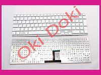 Клавиатура Sony Vaio VPC-EC белая без рамки