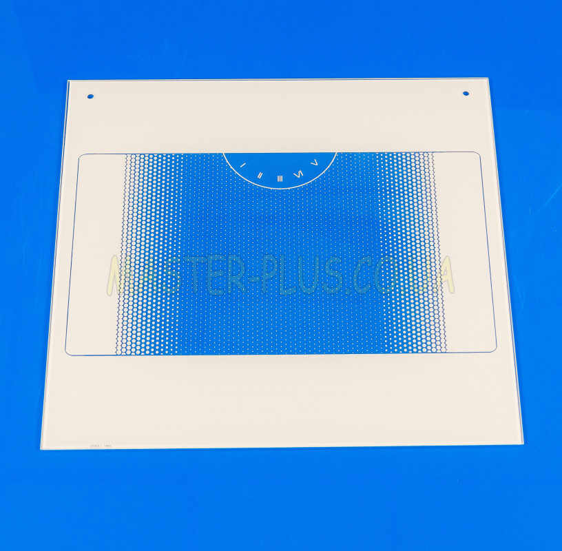 Наружное стекло для плиты NORD 490х435 мм