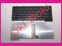 Клавиатура Toshiba Satellite A300 M300 L300 M500 M505 черная матовая горизонтальный Enter