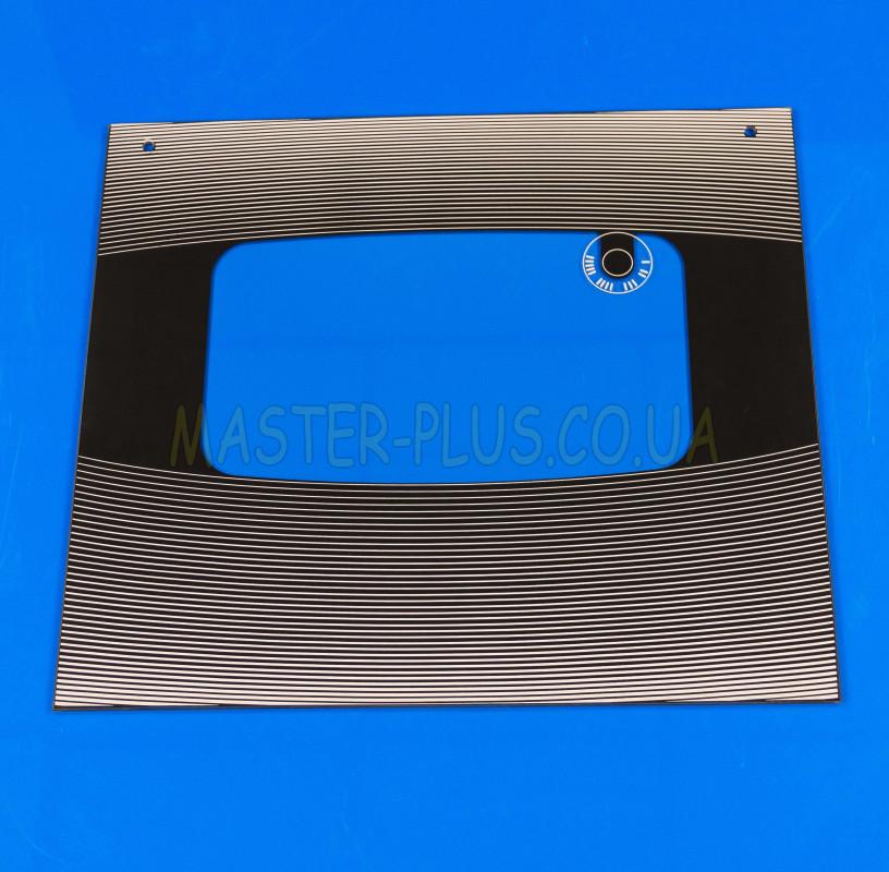 Стекло для плиты NORD 498х437 мм наружное