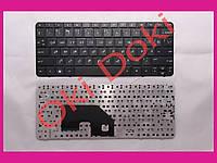 УЦЕНКА!!!Клавиатура HP Mini 110-3000 110-3100 CQ10-400 CQ10-500 CQ10-600 CQ10-700 CQ10-800 rus black русские буквы смещены type 2