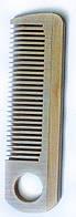 Гребешок для волос деревянный, (150мм)