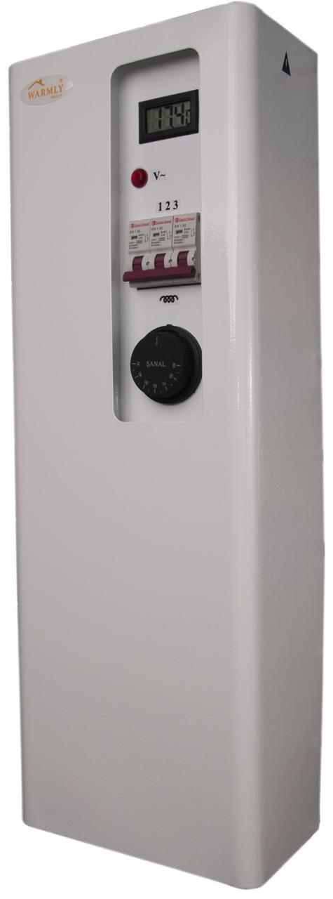 Электрический котел WARMLY CLASSIK 15 кВт 220/380V (WCS-15П)