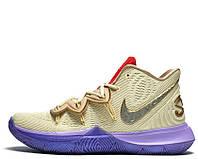 Баскетбольные кроссовки мужские Nike Kyrie 5 Concepts Ikhet разноцветные Арт. 4085