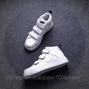 Кроссовки Nike Air Force 1 Classic белые Арт. 3894