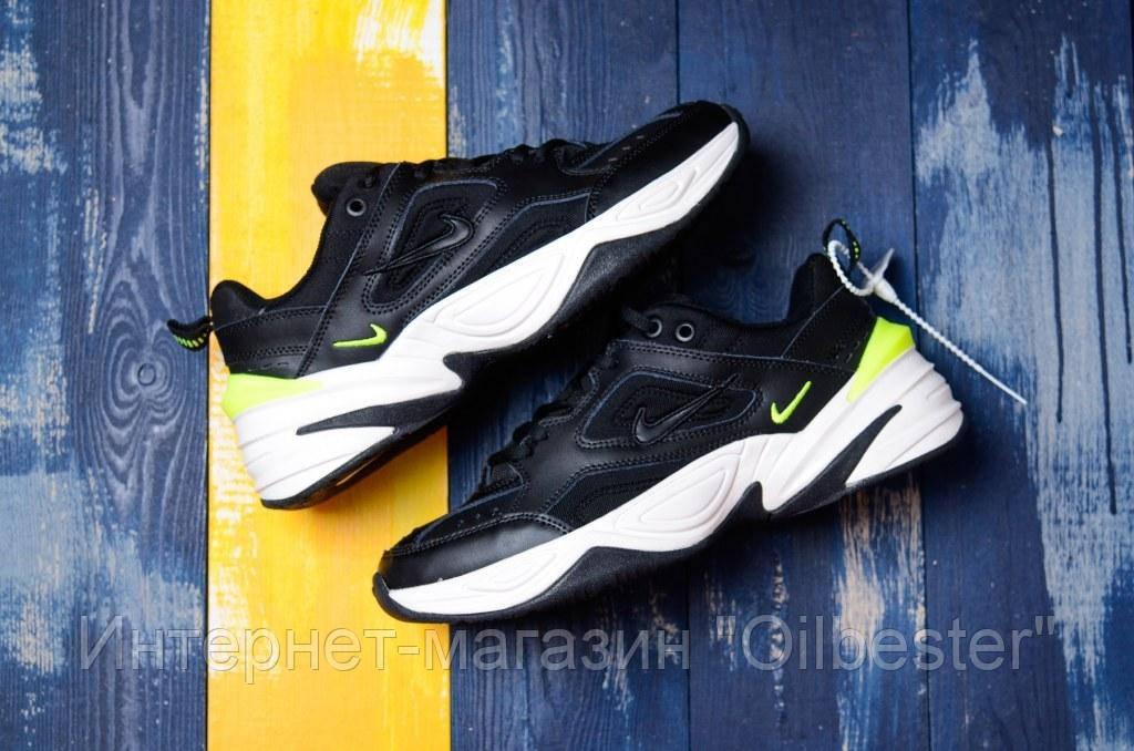 Кроссовки мужские Nike M2K Tekno черные Арт. 3889
