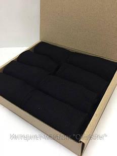 Набор носков черного цвета Арт. 3657