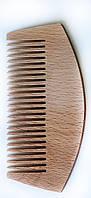 Гребешок для волос деревянный, (192мм)