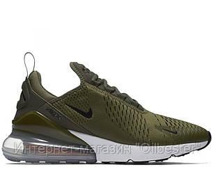 Кроссовки Nike Air Max 270 оливковые Арт. 2810