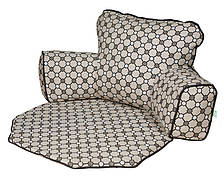 Кресло-подушка Ergo lounge + коврик для сидения (7-100106)
