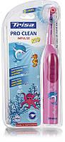 Электрическая зубная щетка Trisa Pro Clean Impulse Kid 4689.1210 (4204)