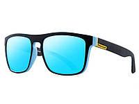 Солнцезащитные очки Polarized с поляризацией  Синий