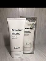 Dr.jart+ dermaclear micro foam cleanser пенка для умывания (новая упаковка)