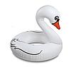 Надувной круг Лебедь, 120см., фото 7