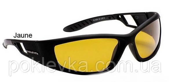 Очки Eyelevel поляризационные Flyer (Pro angler) Желтые