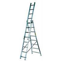 Лестница универсальная ITOSS трехсекционная 3х15 (8615)