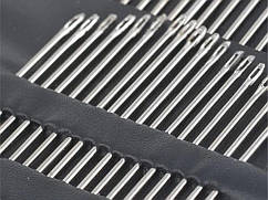 Набор иголок для шитья Sewing Needles 55 шт
