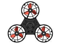 Летающий спиннер USB Bonitoys  Черный