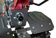 Мотоблок WEIMA (Вейма) WM1100A (дизель 6 л.с., серия PRO - максимальная комплектация, фреза 2+1+1+диски защит), фото 5