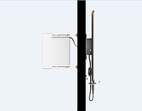 Датчик-рулетка с внутренним кабелем для защиты телефона