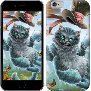 "Чехол на iPhone 8 Чеширский кот 2 ""3993c-1031-328"""
