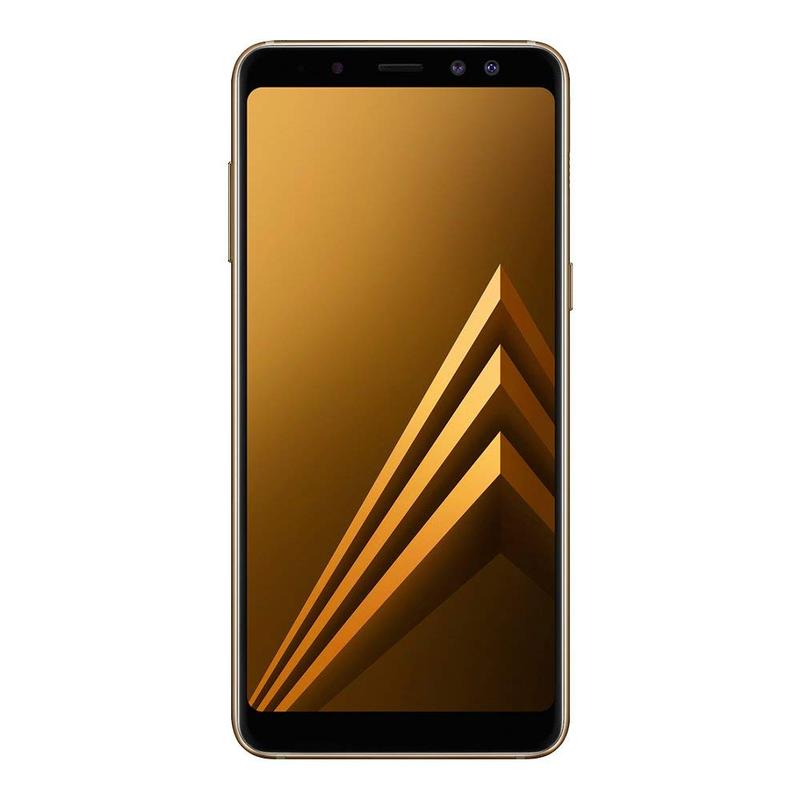 Samsung Galaxy A8 2018 4/64GB Gold (Международная версия)