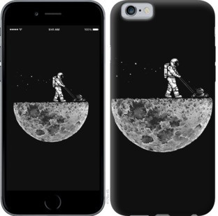 "Чехол на iPhone 8 Moon in dark ""4176c-1031-328"""