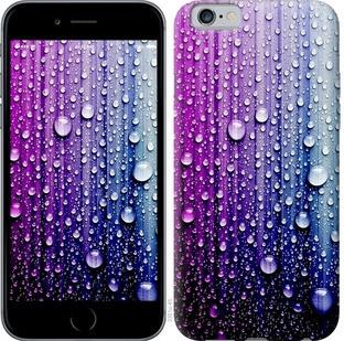 """Чехол на iPhone 8 Капли воды """"3351c-1031-328"""""""