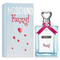 Женская туалетная вода Moschino Funny (Москино Фанни) 100 мл ОАЭ