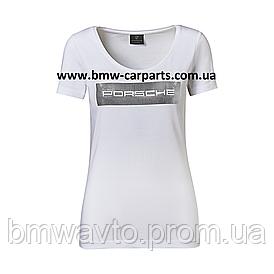 Жіноча футболка Porsche Logo T-shirt, Ladies