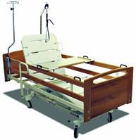 Кровать палатная с электроприводом ScanAfia Pro HS-480