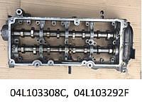 Пенал (модуль) распредвалов Audi/Skoda/Seat/ VW - 1.6 TDi (2014-2019), 04L103308C, 04L103292F