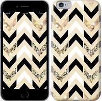"""Чехол на iPhone 8 Шеврон 10 """"3355c-1031-328"""""""