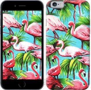 """Чехол на iPhone 8 Tropical background """"4016c-1031-328"""""""