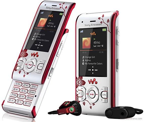 Sony Ericsson W595, фото 1