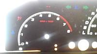 Шкалы приборов Toyota Vitz, фото 1