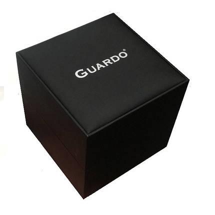 Часы женские Guardo S0578-2 серебряно-белые, фото 2