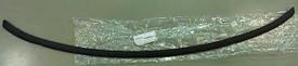 Уплотнитель (молдинг , резинка) лобового (ветрового) стекла нижняя (внизу , снизу) 0163860 90560029 OPEL Astra-G