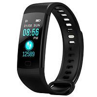 Фитнес-браслет с защитой от воды и мониторингом сна Health Y5 Черный (KD-5740S302)