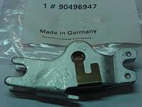 Серьга, балансир General Motors 90496947 / Серьга (гнездо , кронштейн крепления) рычага (лапки , крючка) троса стояночного (ручного) тормоза к