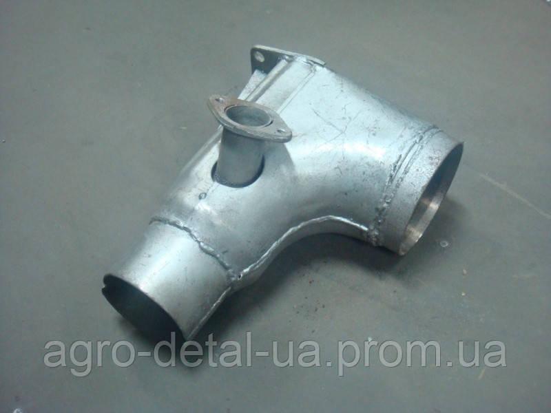 Труба  выхлопная 72-07002.00 (колено) тракторного двигателя СМД 60