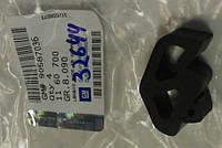Буфер (упор, отбойник) капота резиновый боковой GM 1160700 1160749 OPEL Astra-G Vectra-B Zafira-A